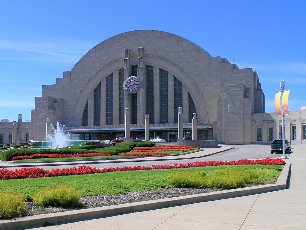 The Cincinnati Museum Center Places To See In Ohio